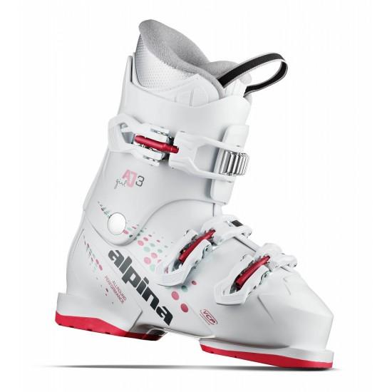 Alpina AJ3 Girl White-Red / 3E621