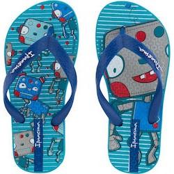 Ipanema Blue Flip Flops Boy