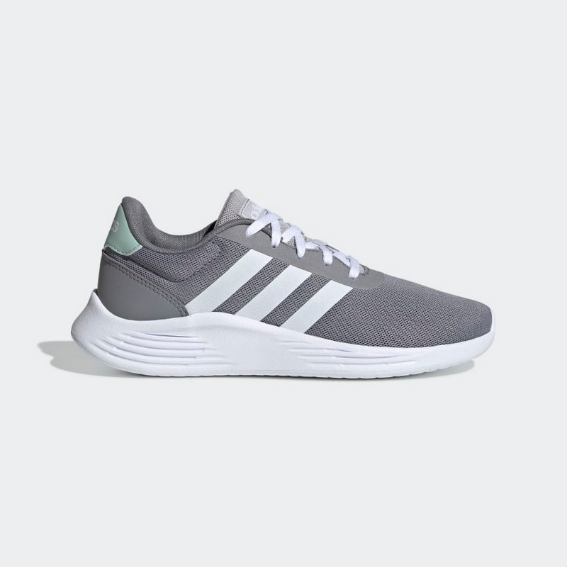 Adidas Lite Racer 2.0 Shoes - Grey