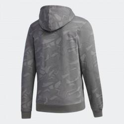 Adidas Essentials Allover Print Hoodie