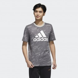Adidas Essentials Allover Print Tee