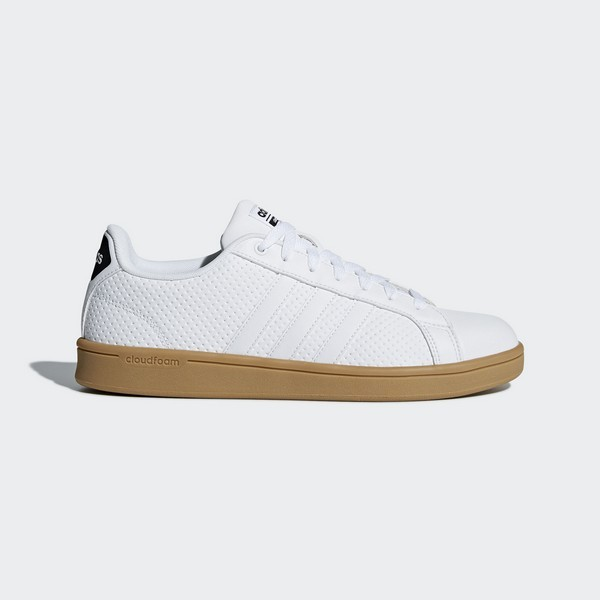 Adidas Cloudfoam Advantage Shoes - White