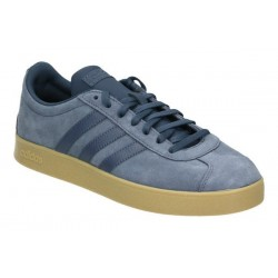 Adidas Neo VL Court 2.0 Suede Blue B43676 Casual Trainers