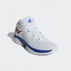 Adidas Explosive Bounce Shoes - White