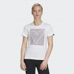 Adidas Adi Heart Graphic Tee