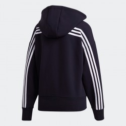 Adidas 3-Stripes Doubleknit Full-Zip