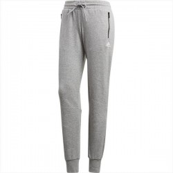 Adidas grey Cuffed Sweatpants for Women