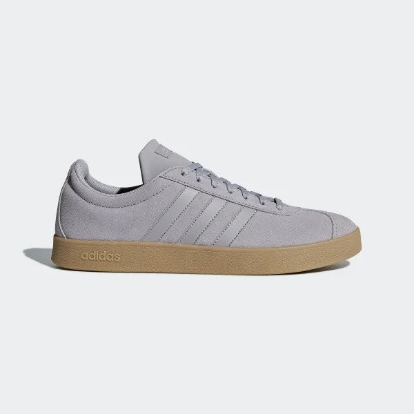 Adidas Neo VL Court 2.0 Suede Grey