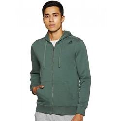 Reebok Elements Fleece Full-Zip Hoodie
