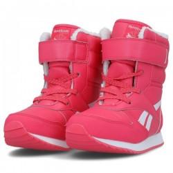 Reebok Cl Snow Jogger – Pink