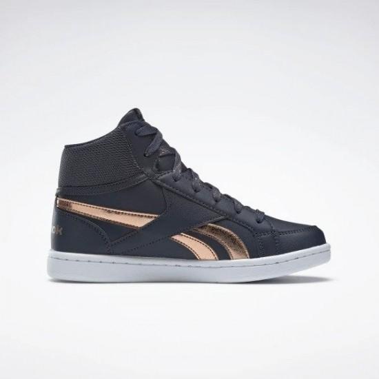Reebok Royal Prime Mid Shoes - Blue