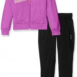 Reebok  Tracksuit, Pink-Black