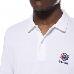 Reebok Classics Foundation Long Sleeve Polo