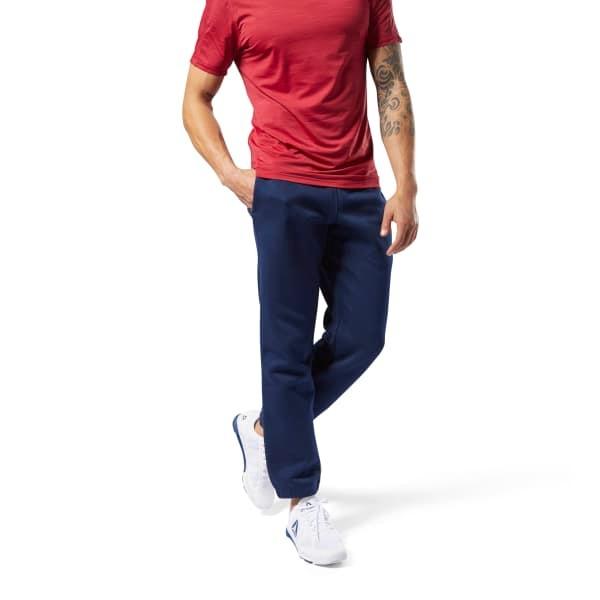Reebok Elements Closed Cuff Pants - Blue