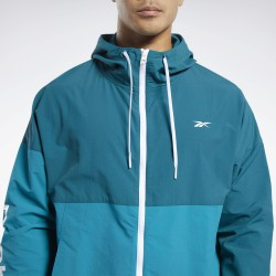 Reebok Training Essentials Linear Logo Windbreaker