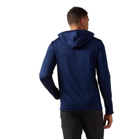 Reebok Man hoodie US FLC HD S