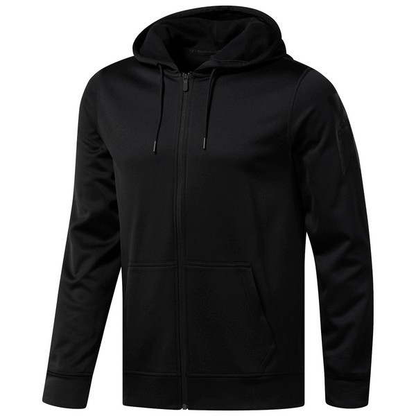 Reebok Workout Ready Thermowarm Full-Zip Hoodie - ...