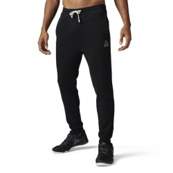 Reebok Black Elements Cuffed Sweatpants