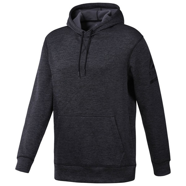 Reebok Workout Ready Poly Fleece Hoodie - Black