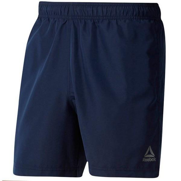 Reebok Beachwear Basic Boxer Shorts - Blue