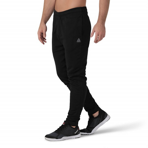 Reebok Training Essentials Cuffed Pants - Black