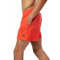 Reebok Beachwear Basic Boxer Shorts - Red