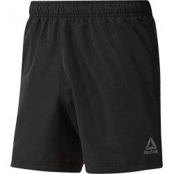 Reebok Beachwear Basic Boxer Shorts - Black