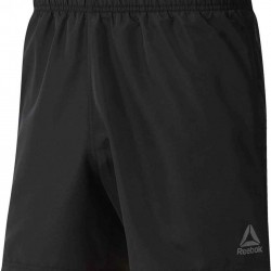 Reebok Beachwear Basic Boxer Shorts - Black