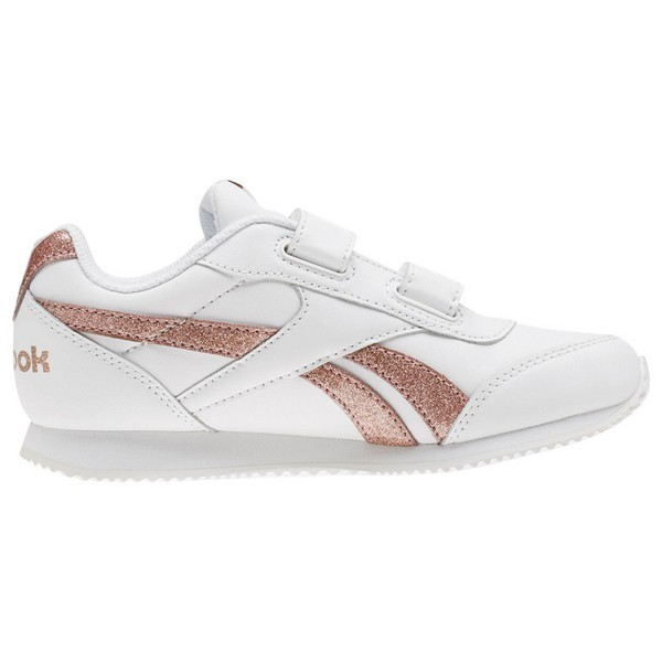 REEBOK ROYAL CLASSIC JOGGER 2.0 - White/Rose Gold ...