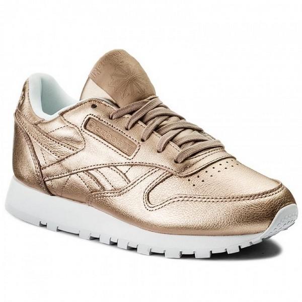 Reebok Classic Leather L - Gold