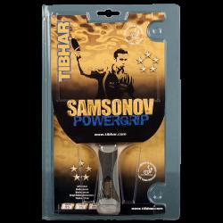 TIBHAR Bat Samsonov Power Grip Concave